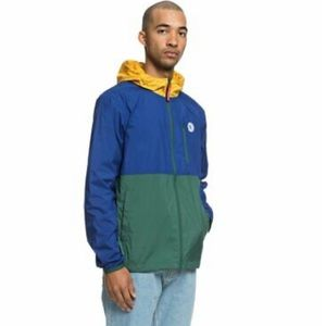 DC Water Resistant Windbreaker